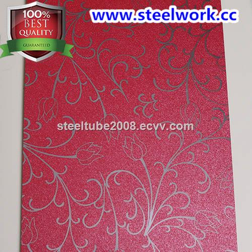 Hot sales Heat Resistance Film Composite Panel