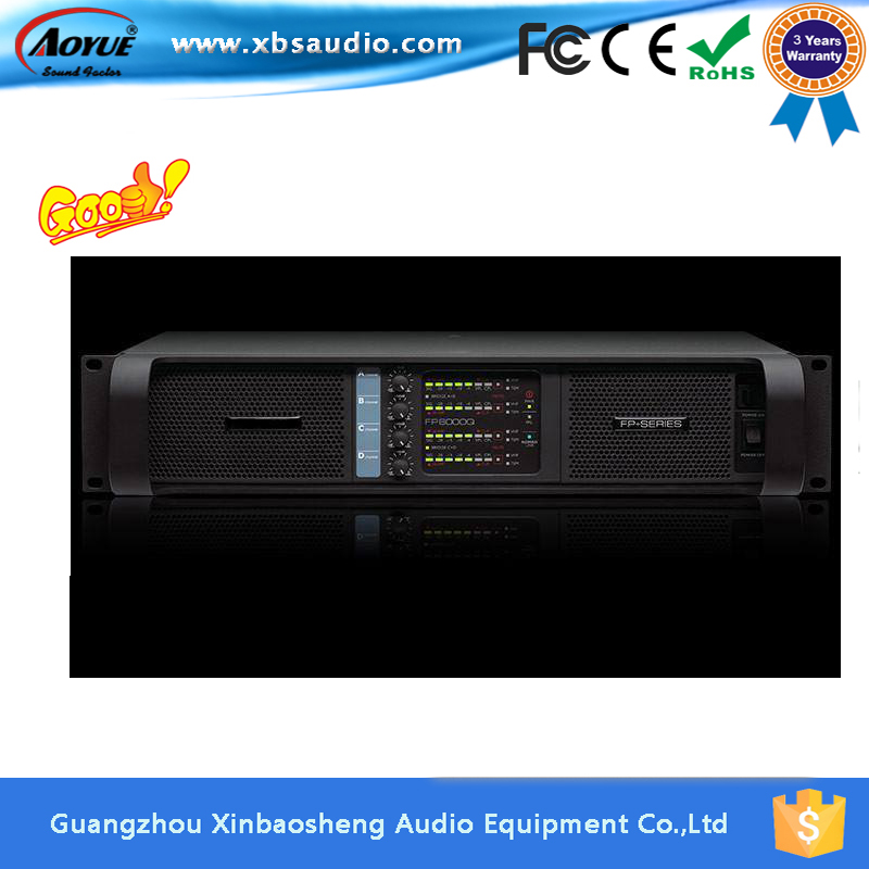 2016 newest lab gruppen fp20000q high quality power amplifier 2200W4 channels