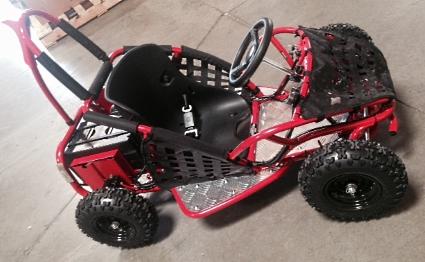 48v Kids Electric Go Kart from China Manufacturer