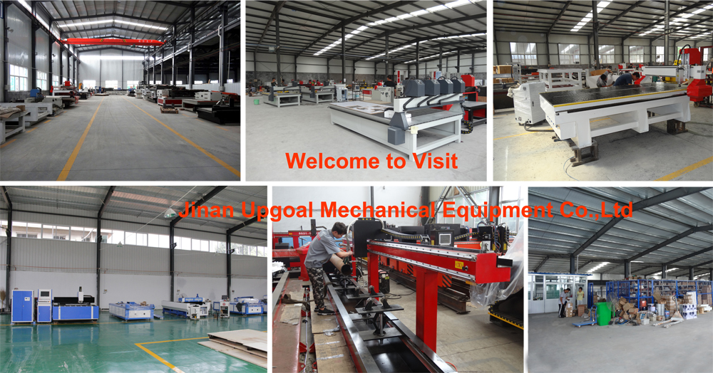 Jinan Upgoal Mechanical Equipment Co., Ltd.