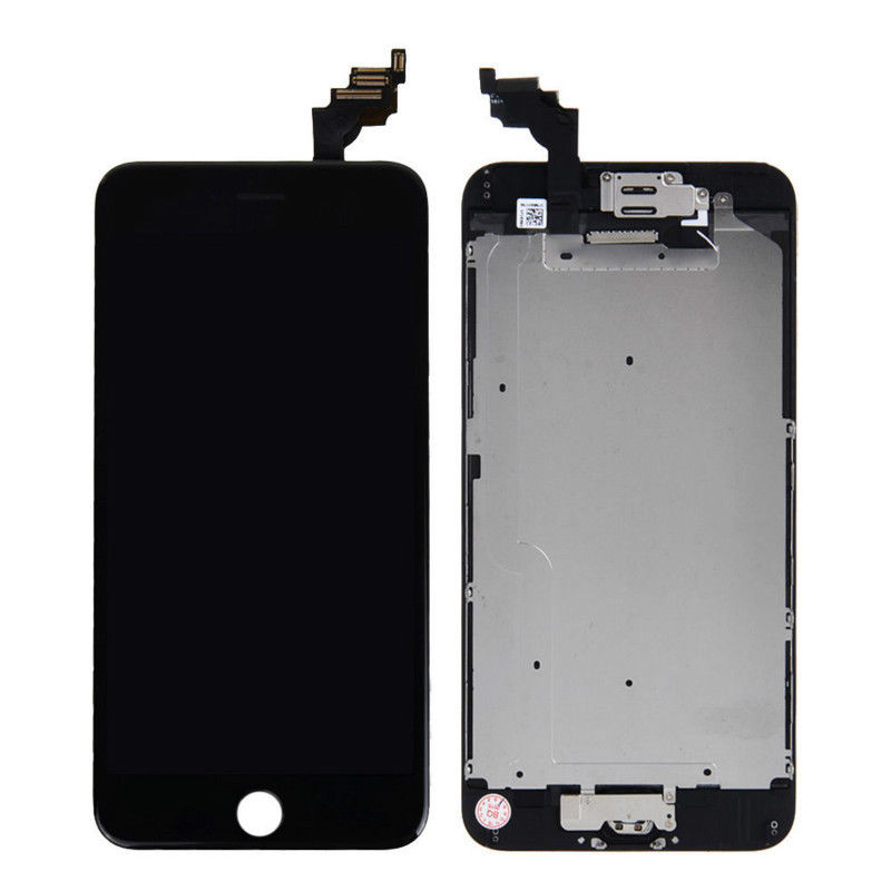 iphone 6 plus replacement glass lcd screen display digitizer assembly glass replacement 9820