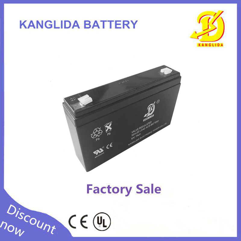 rechargeable children  toy car  6v 7ah sealed lead acid battery