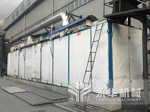 Vegetables and food drying machine/mesh belt dryer/band dryer