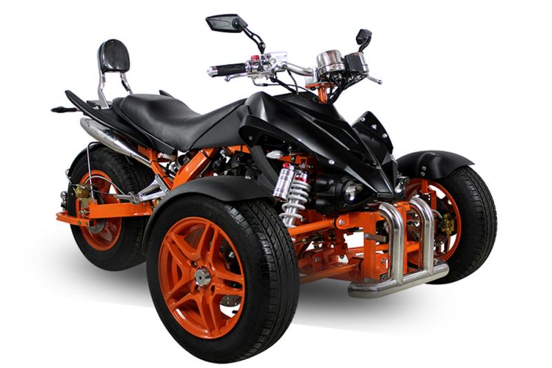 1350939d1c3 Trike with 4 stroke 350cc trike Prime ST14 from China Manufacturer ...