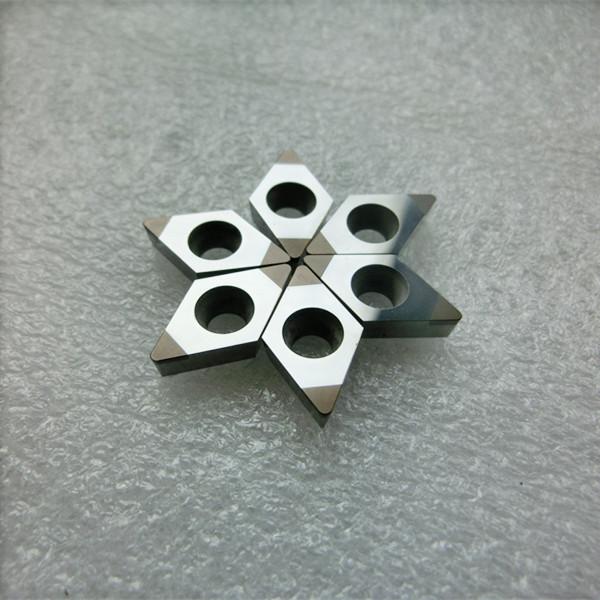 polycrystalline cubic boron nitride CBN cutter inserts for cobalt-base