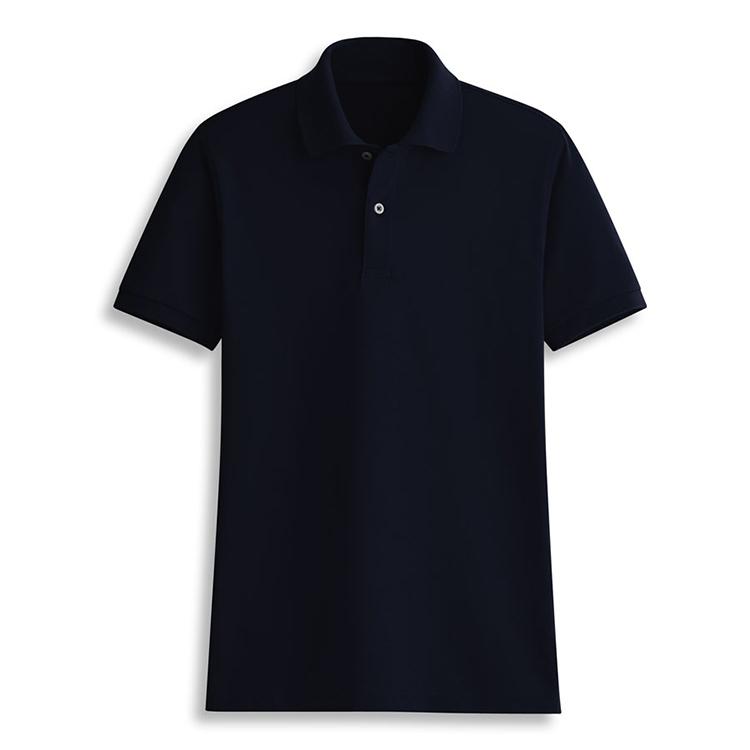 de405c5cfdce1 ... OEM Wholesale Plain Color 65 Polyester 35 Cotton Fancy Design Mens Polo  Shirt