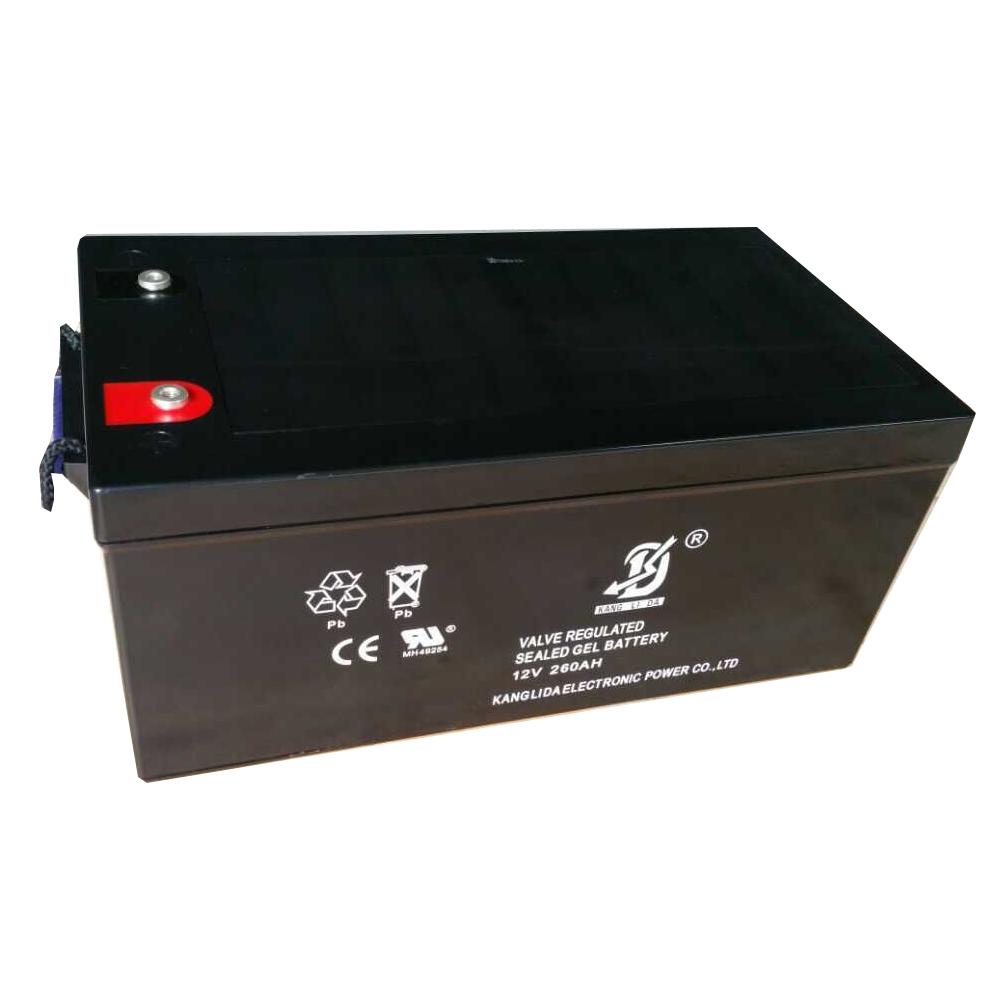 24v Sealed Lead Acid Battery 260ah Solar Power Purchasing 7ah Charger