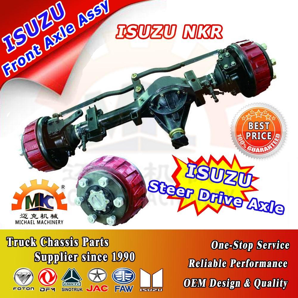 ISUZU NKR Front Drive Axles