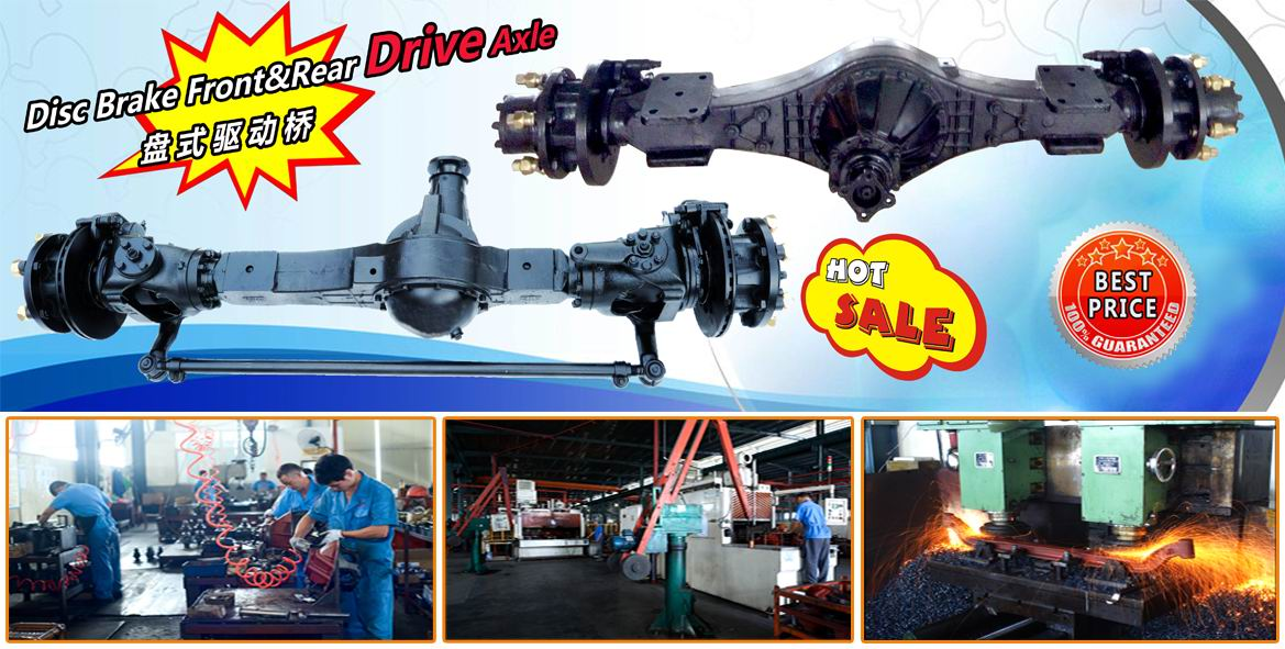 Truck Rear Axle Propeller Drive Shaft from China