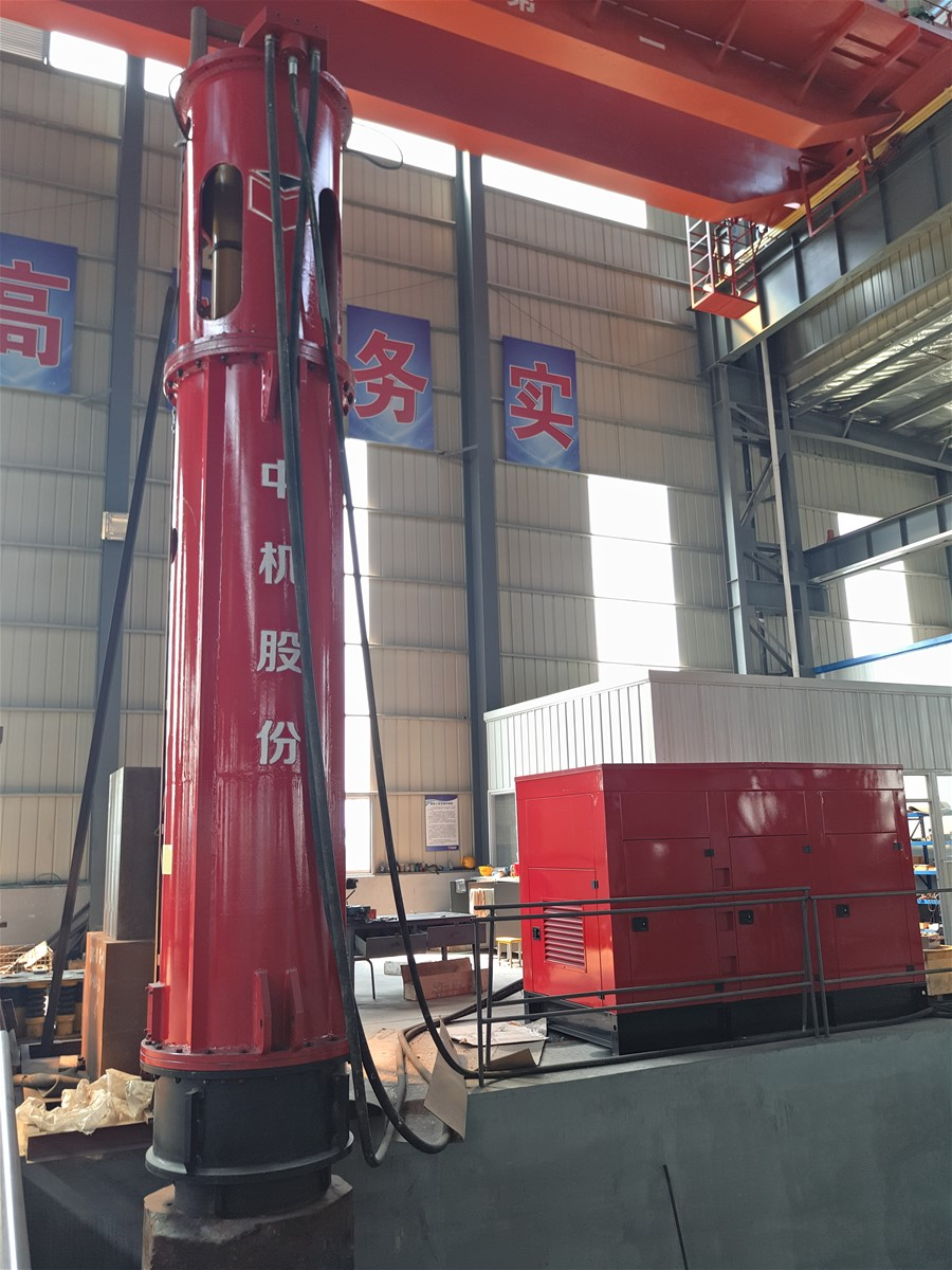 YC-180 Offshore/Hydraulic/ Piling Hammer/Machine from China