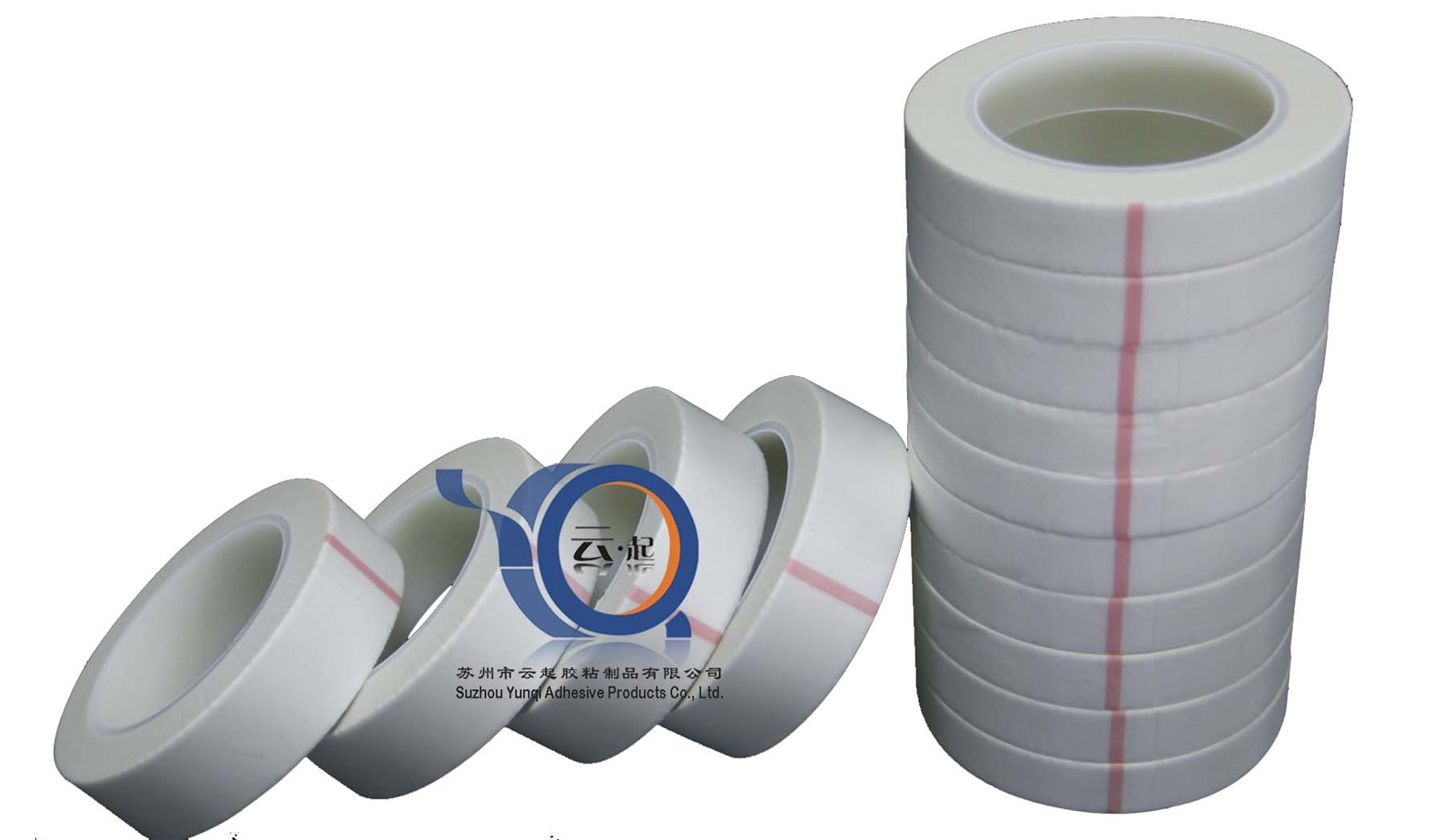 Glass Cloth Tape, High Temperature Insulation Tape, Double