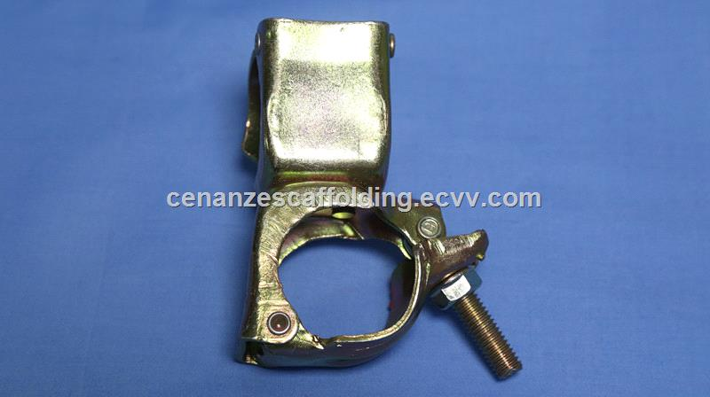 Korean type stamping scaffolding swivel coupler