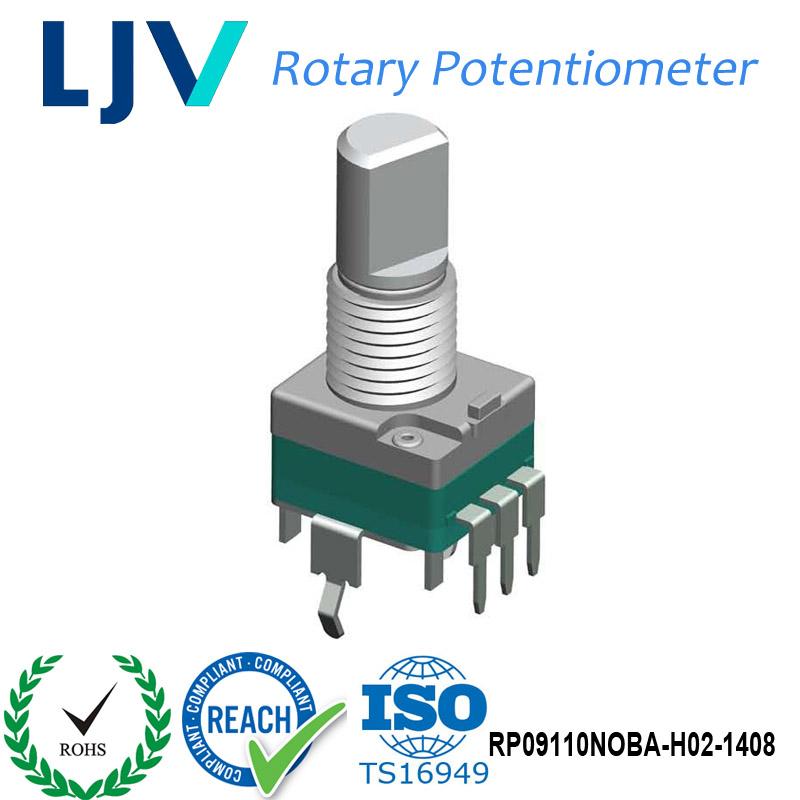 Dongguan LJV Stereo Volume Control Rotary Potentiometer Switch B203