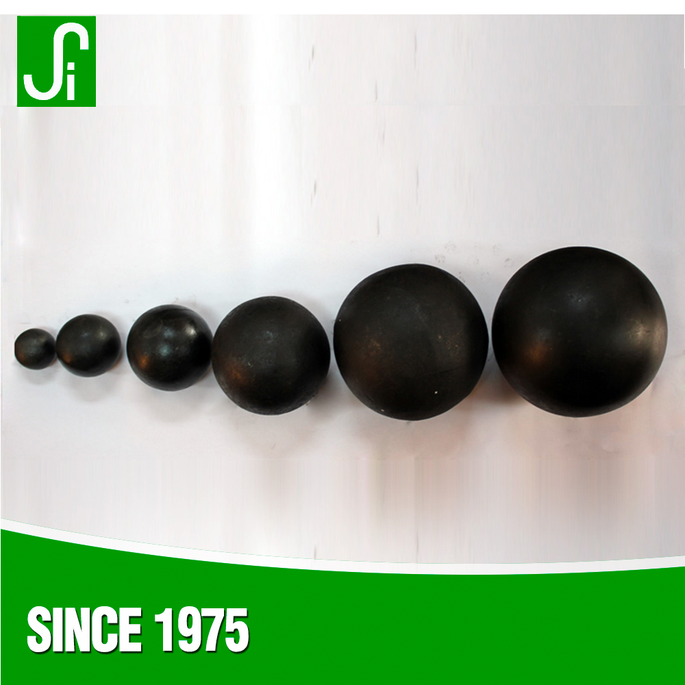 High Chrome/ Low Chrome Forged Grinding Media Steel Balls For Mining/ Cement Plant