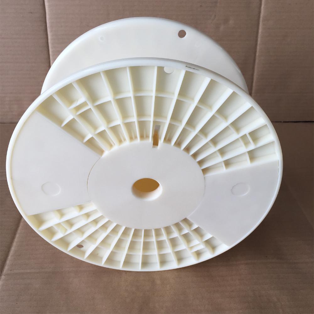 Plastic empty wire spools / plastic bobbin factory purchasing ...