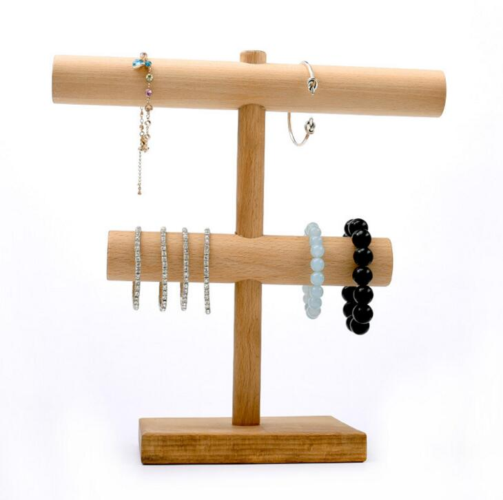 High Quality Wooden Watch Display Holder