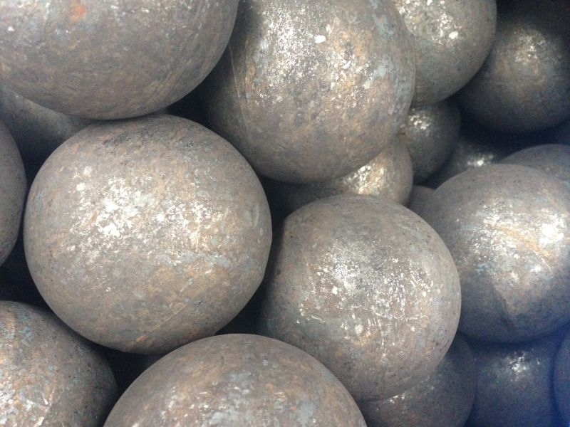 HM forged grinding steel ball grinding ball