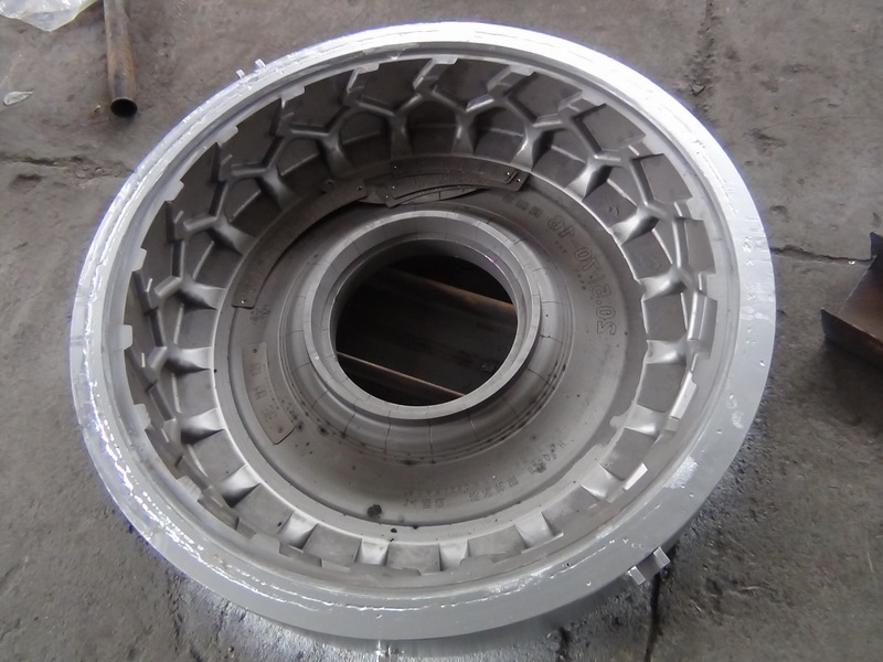Tire mold Solid tire mold