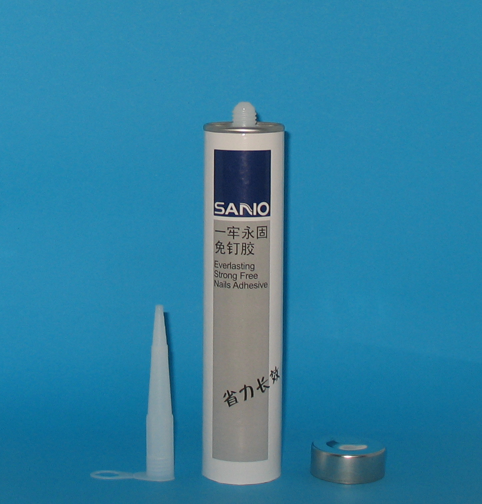 300ml Sealant Cartridge made of Paper