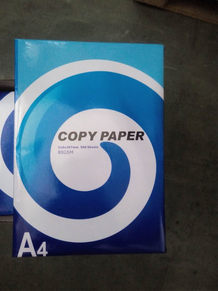 Factory price for A4 copy paper