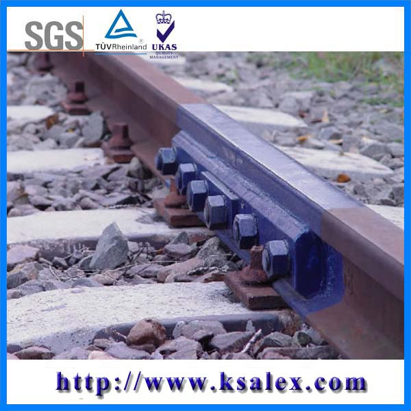 Railway Track Bolts Railroad Fish Bolt