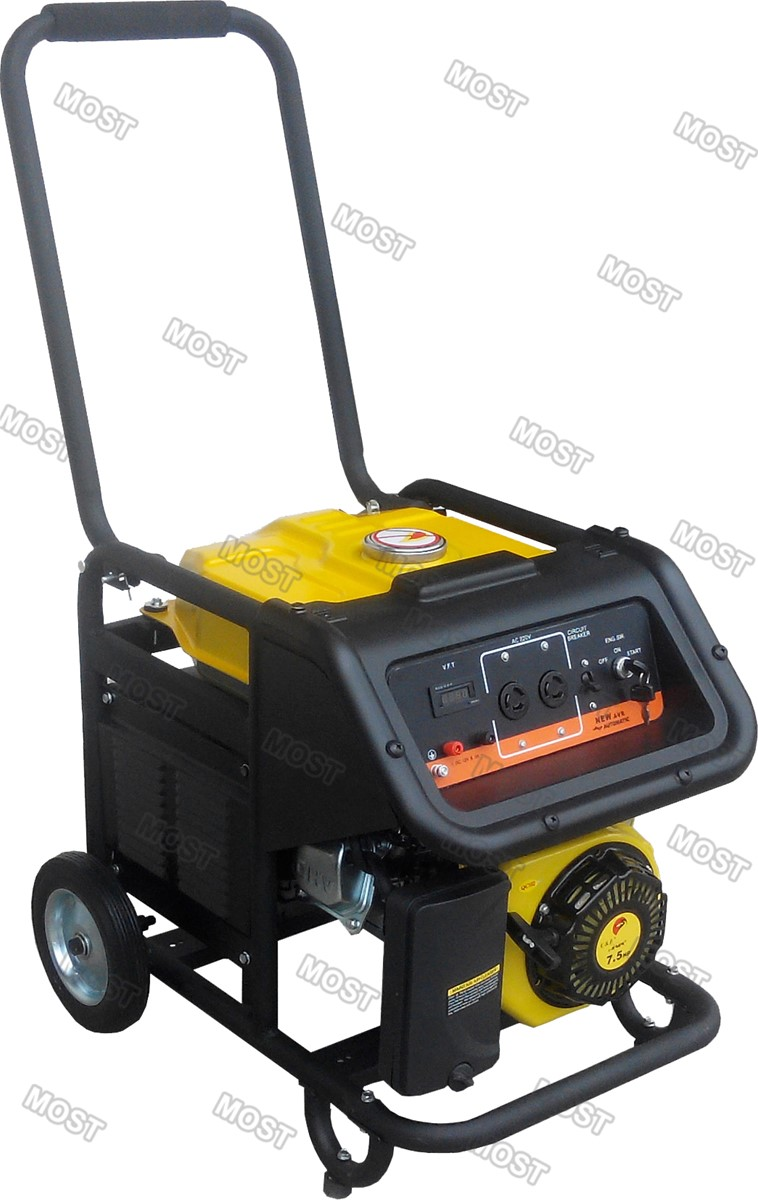 2kw Air Cooled Generator Set/Mini Portable Gasoline Generator/Gasoline Generator Set