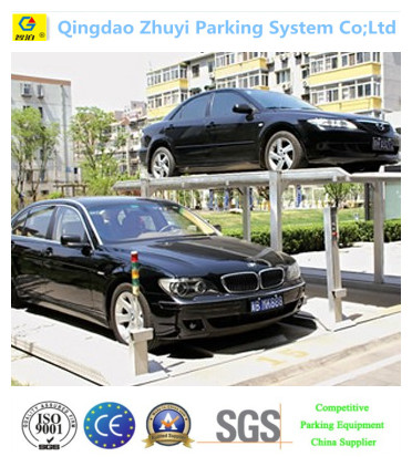 Simple Lifting Parking Equipment Car Parking System From China