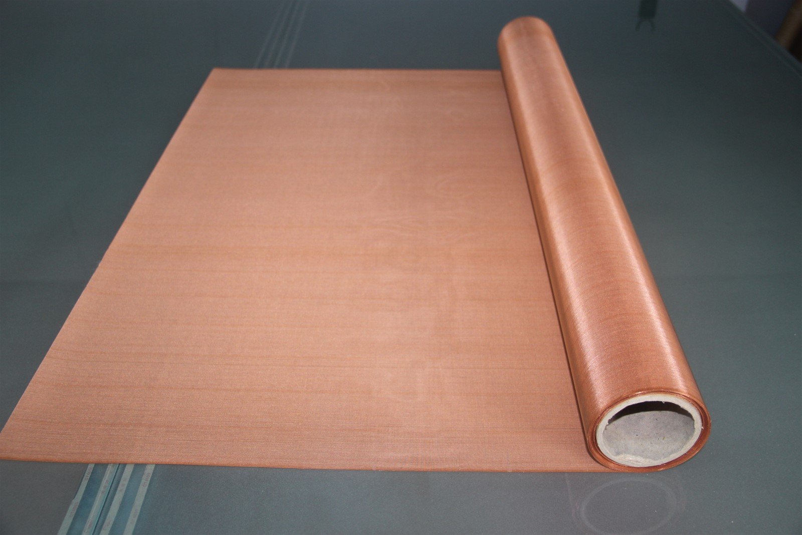 Copper Mesh Rf Shielding Conductive Copper Wire Mesh From