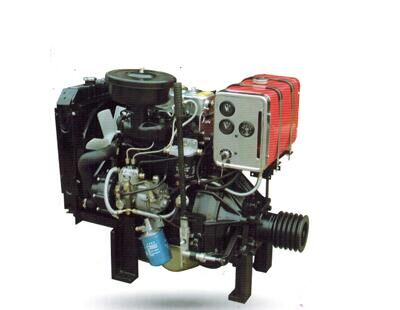 2 cylinder 20hp diesel engine for mini tractors