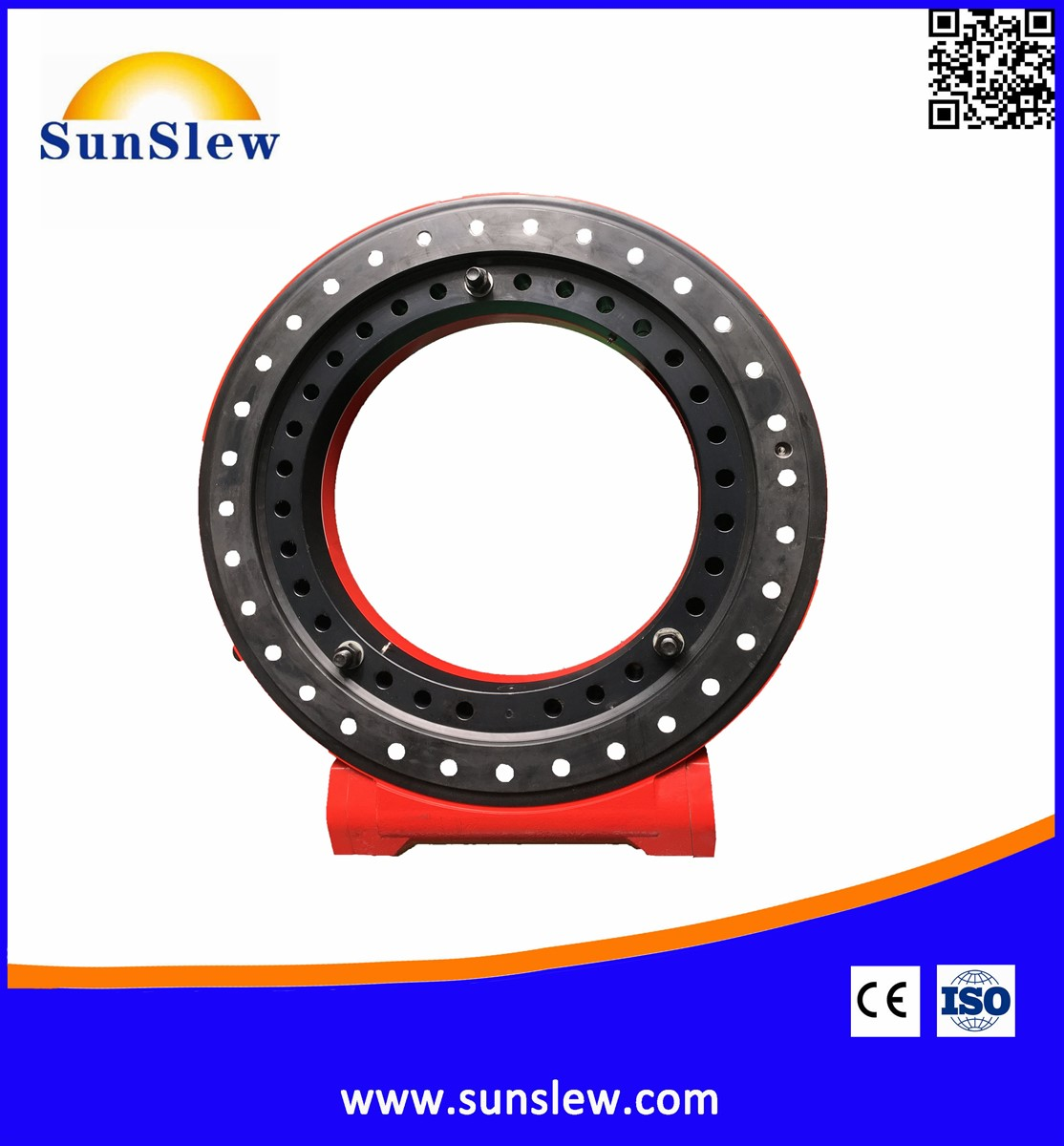 SD25 Slewing bearing ring drive for aerial platform and crane