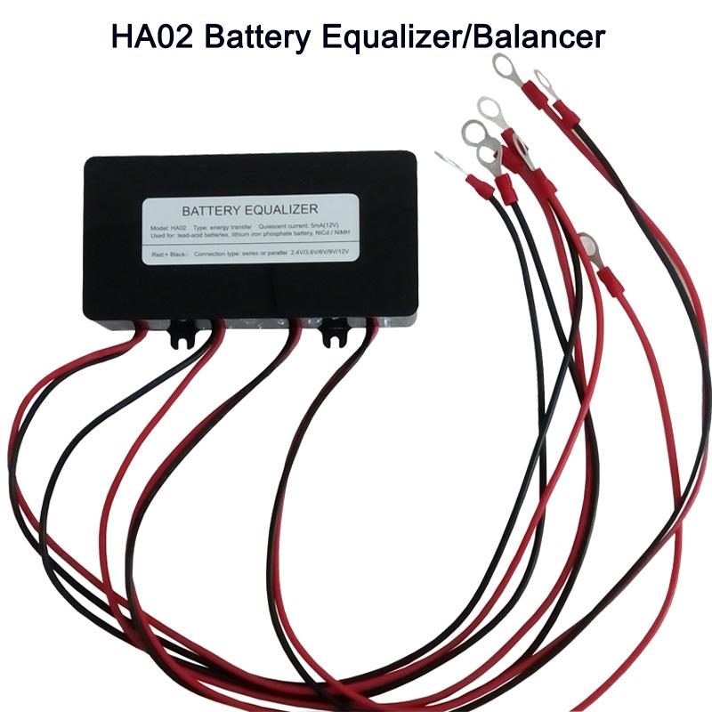 48v 60v 96v battery balancer equalizer for protect battery rh ecvv com 12 Volt Dual Battery Wiring Diagram 24V Battery Wiring Diagram