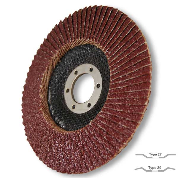 Resin Bond Abrasive Flap Disc