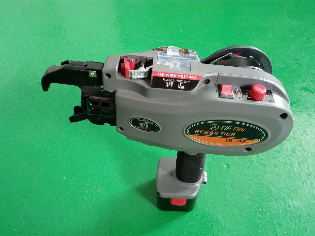 TieRei Rebar Tying Tool TR395 Rebar Tier Machine purchasing, souring ...