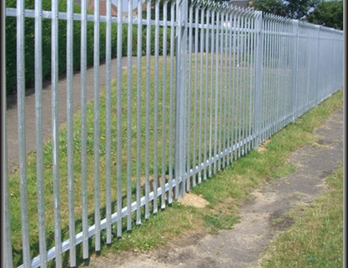 High Quality palisade fence /steel palisade security fencing
