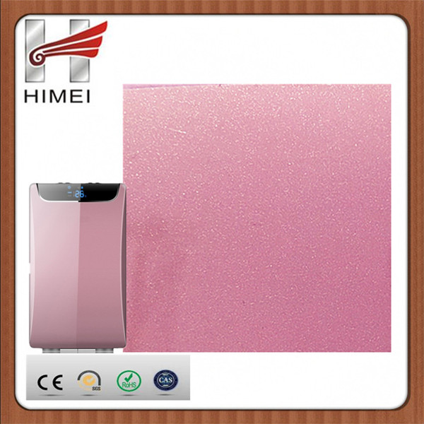 Top quality pvc metal laminated plates for air cleaner