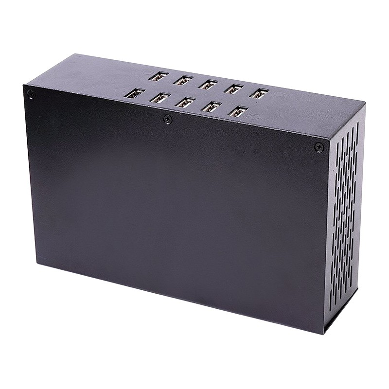 20 Ports 200W 5V 40A 2A20Port Top Speed Charger AC USB Plug Power Wall Charger for Tablet PC