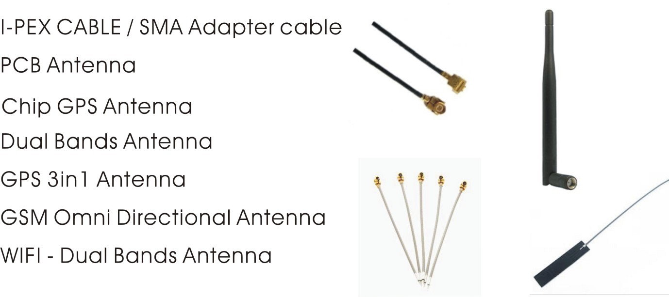 WiFi/ GPS / LTE / GSM / Outdoor / RF Antenna from Taiwan