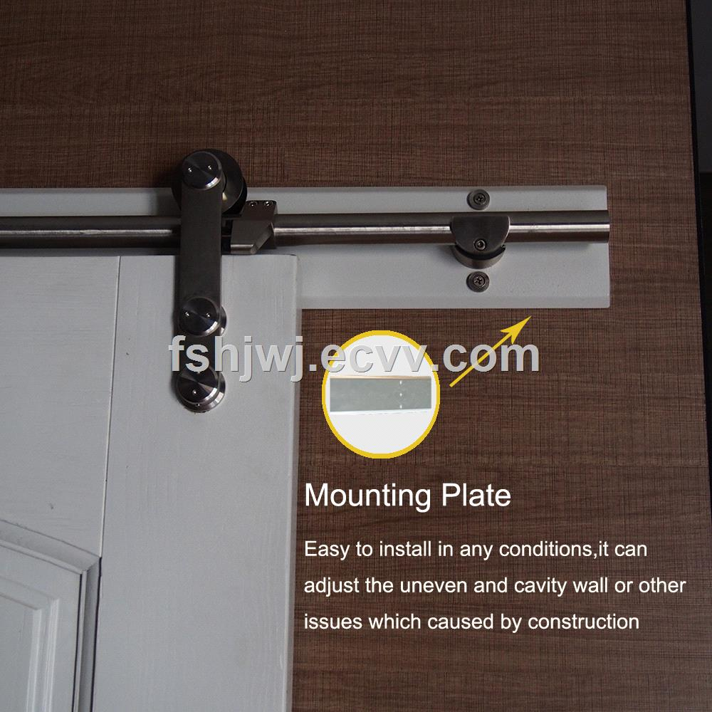 modern safety interior sliding barn door track hardware