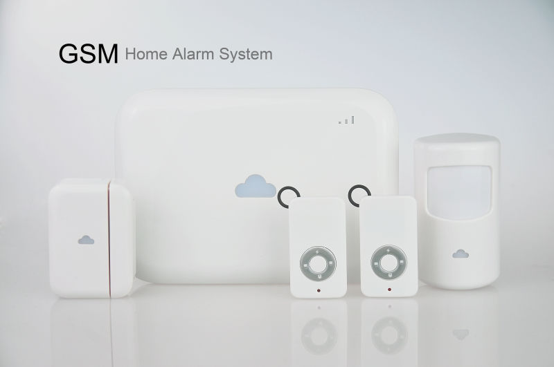 Intelligent GSM Alarm System with App Control KH8869