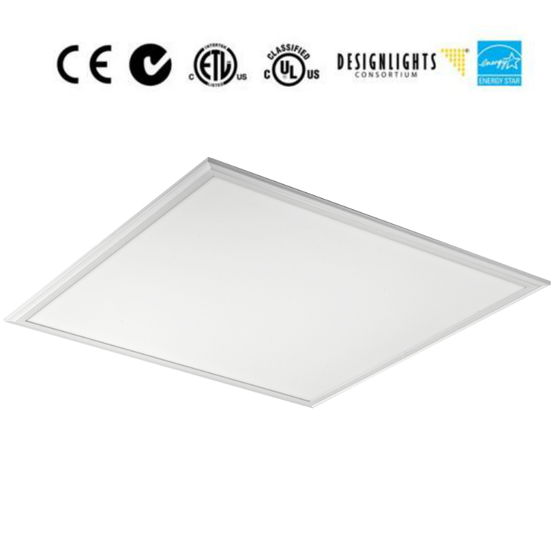 New Arrival 48W/54W 600x600 Ultra Slim LED Square Panel Light for Ceiling