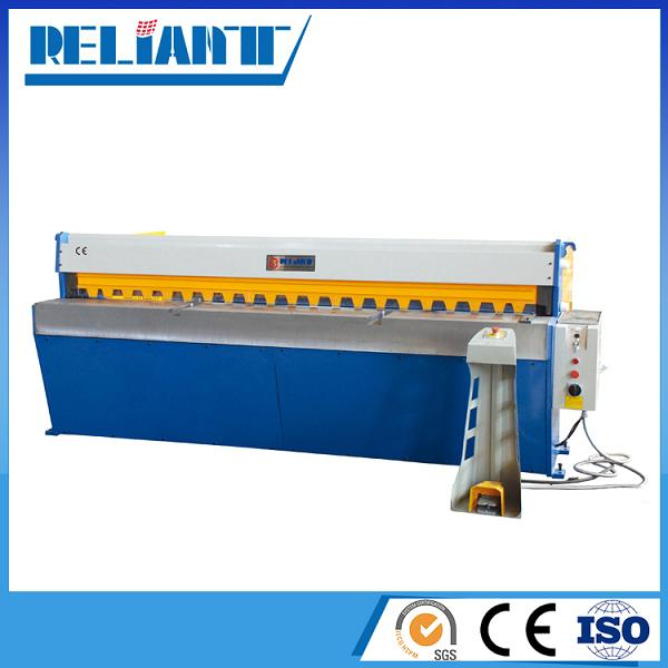 Mechanical True-cut Shearing Machine