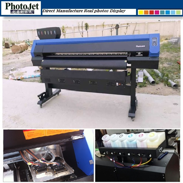 Small Business Eco Solvent Digital Printer for Paper Printing