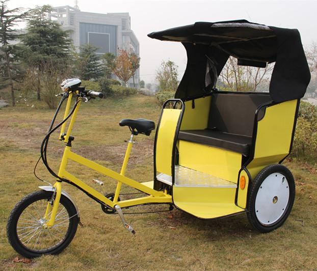 electric pedicab rickshaw manufacturer taxi bike