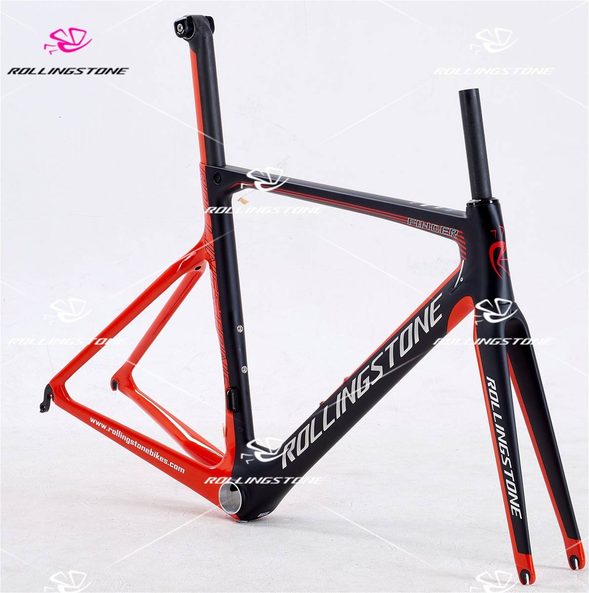 NEW FULL CARBON 700C ROAD bicycle bike frameset