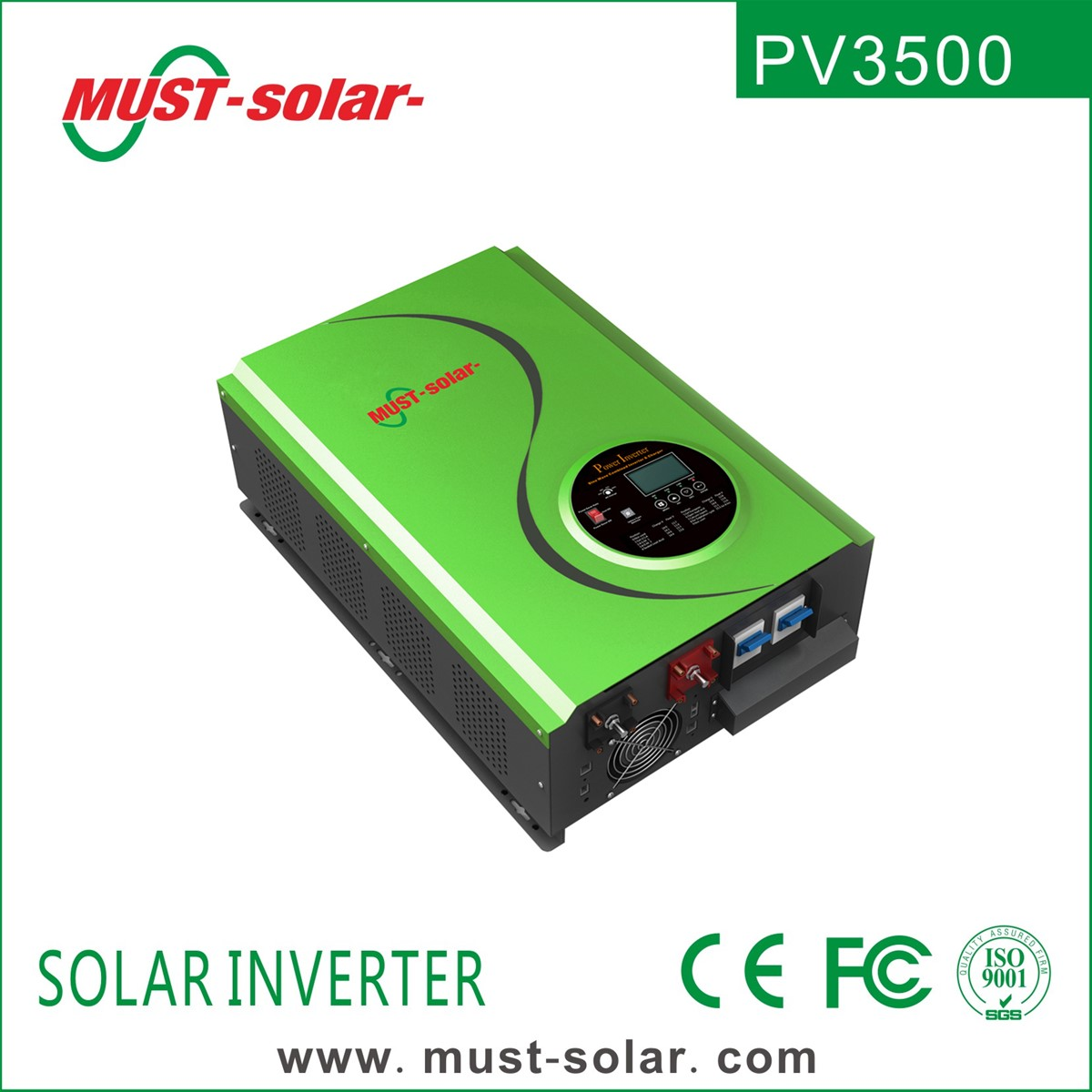 PV3500 series 4-12kw big capacity low frequency off grid pure sine wave solar inverter