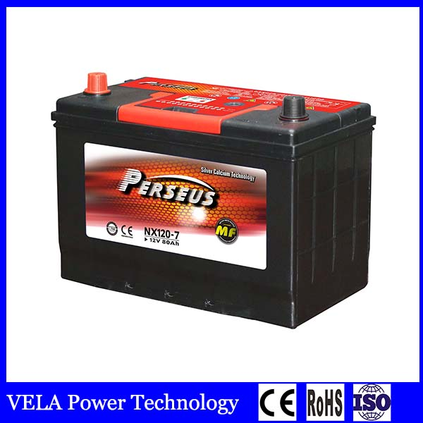 Car Accessories Shop Supply Best Price 95D31R MF Lead Acid Car Battery