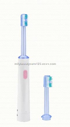 batteried SONIC uv whitening electrical toothbrush