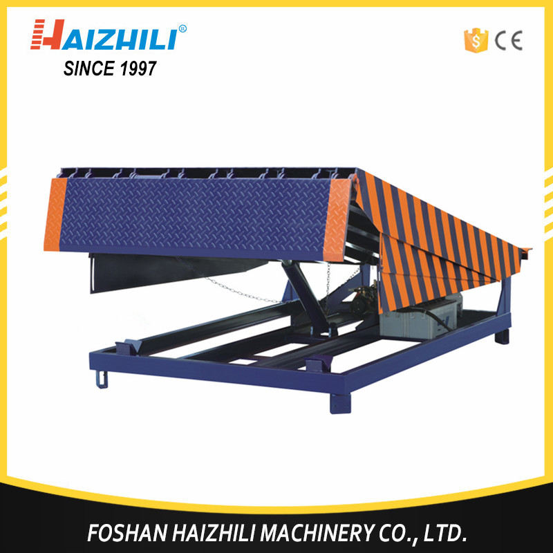 Fantastic China Adjustable Yard Ramp Fixed Hydraulic Dock Leveler With 15 Tons Load Capacity Download Free Architecture Designs Crovemadebymaigaardcom