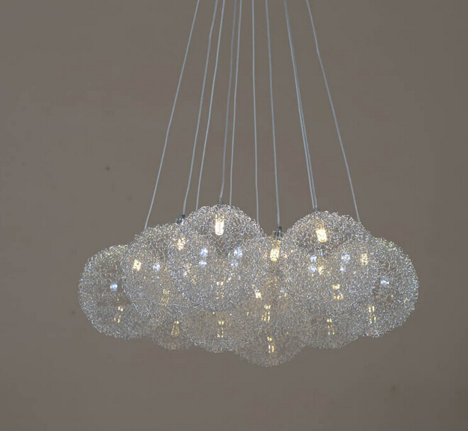 Round glass ball aluminium wire pendant lamp purchasing souring round glass ball aluminium wire pendant lamp greentooth Images