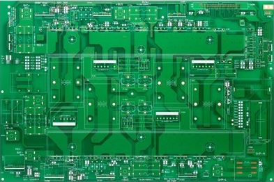 double sided board PCB for power source